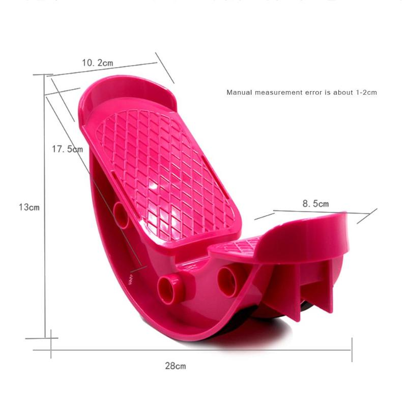 Durable Foot Rocker Stretcher Classic Delicate Foot Rocker Calf Ankle Muscle Stretch Board Yoga Fitness Sports Massage Pedal