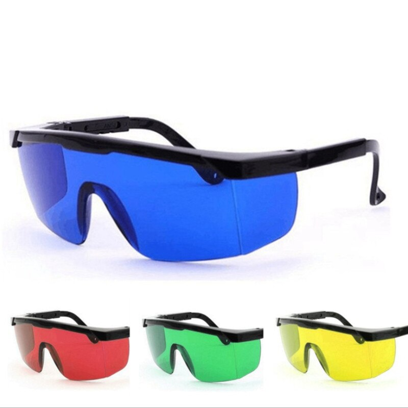 Laser Safety Glasses Welding Goggles Sunglasses Green Yellow Eye Protection Working Welder Adjustable Safety Articles