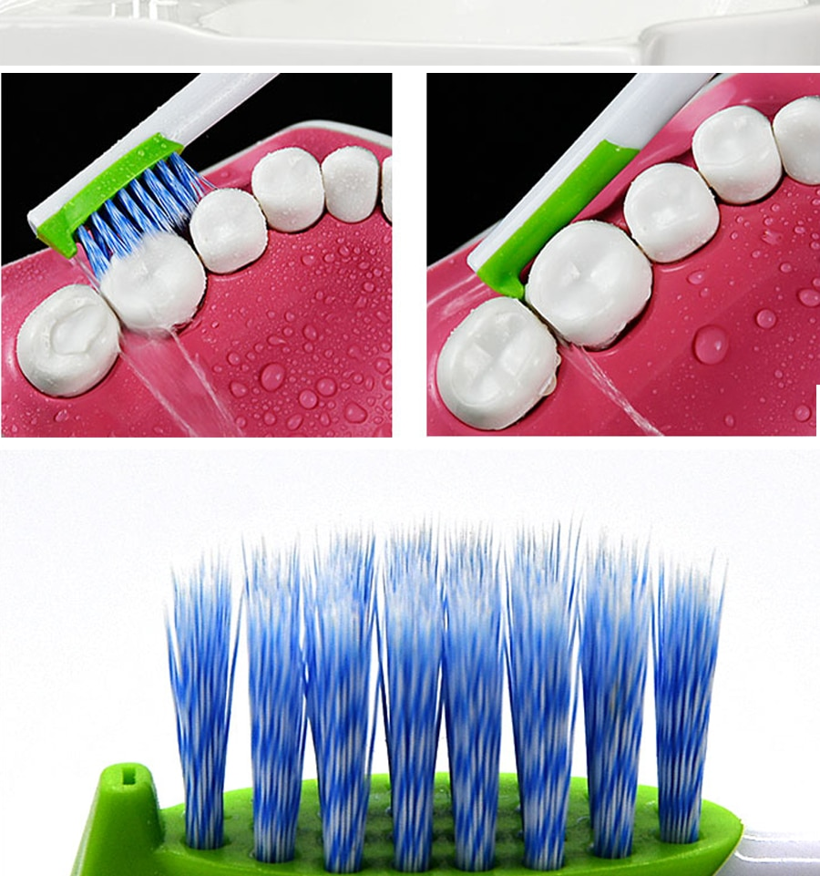 Tackore  Braces Faucet Oral Irrigator Oral Flosser Orthodontic Toothbrush Dental Teeth Cleaning Braces Water Floss Washing