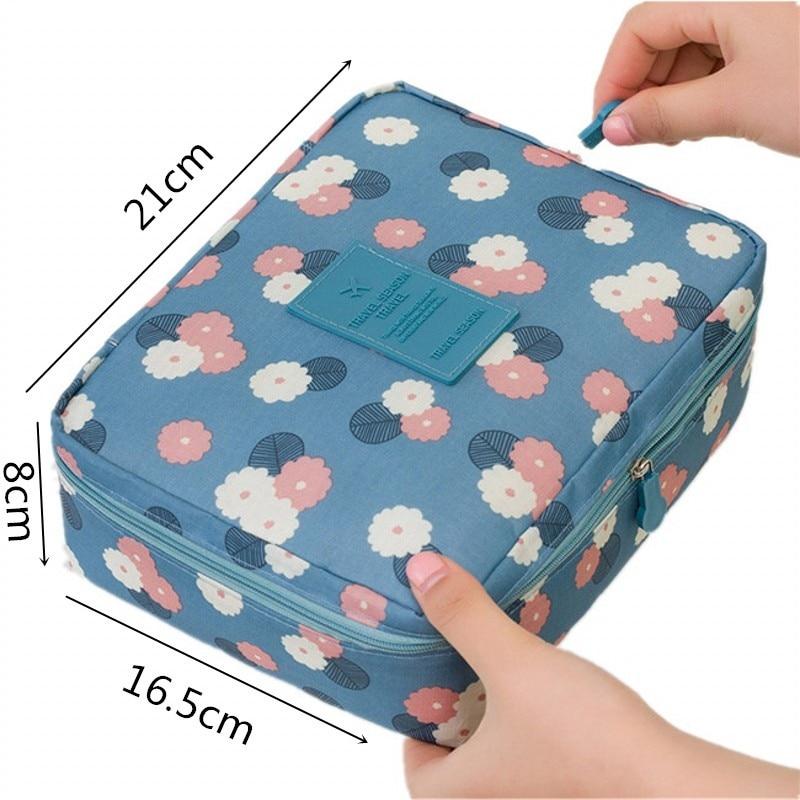 2020New Cosmetic Bag Fashion Multi-function Mouth red envelopes Travel Storage Makeup Bag Men Women Portable Waterproof Wash Bag