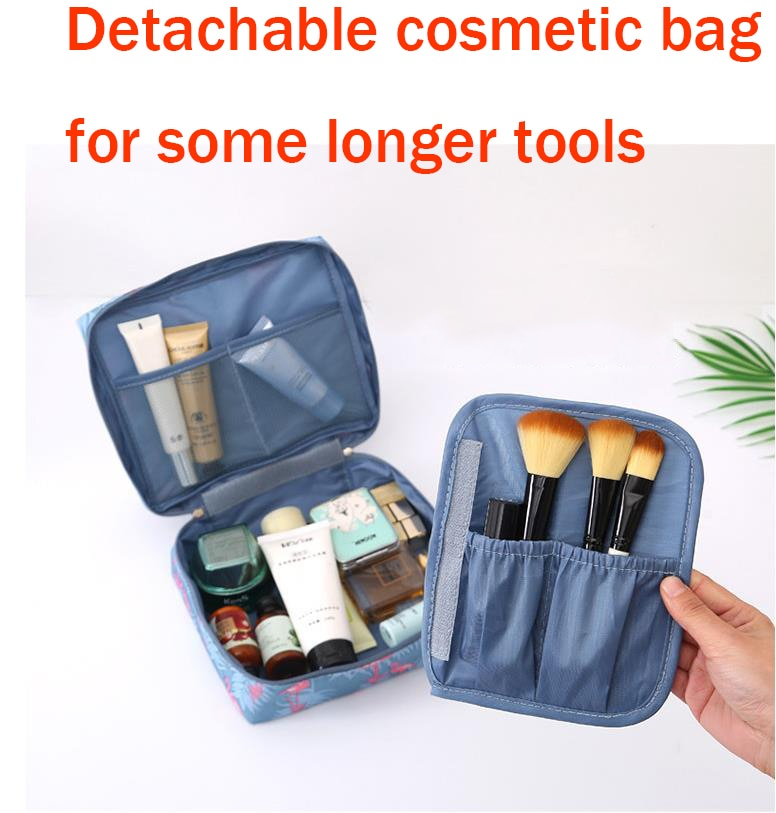 2020New Cosmetic Bag Fashion Multi-function Mouth red envelopes Travel Storage Makeup Bag Men Women Portable Waterproof Wash Bag