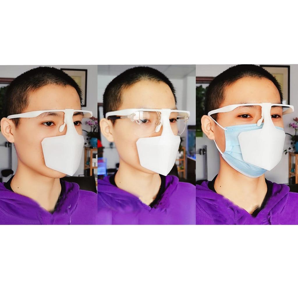&40 Mask Face Mask -splash Spray Protective Equipment Mask Disposable Mouth Masks Gas respirator mask маска перчатки
