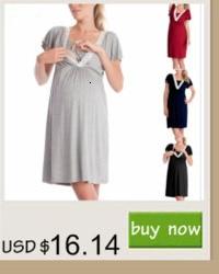 Large Size Maternity Dress New Autumn Winter Round Neck Leisure Time Wide Pocket Long Sleeve Pregnancy Clothes Vestido Sukienka