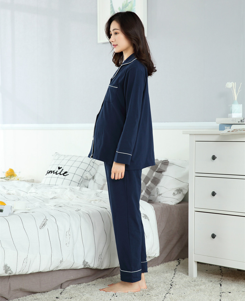 3pcs Coat + Pant + T Shirt Women Maternity Pajama Clothing Set Soft Pajamas Home Wear Sleepwear Clothes Pregnant Women Tracksuit
