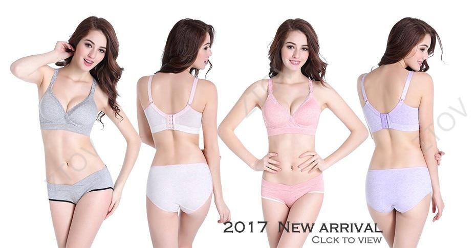 8 Colors Maternity Nursing Bra For Feeding Underwear Clothes For Pregnant Women Cotton Pregnancy Breastfeeding Bra Underwear