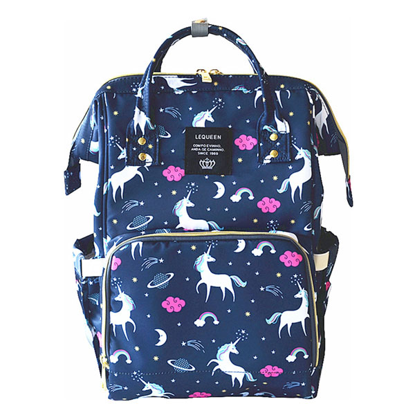 Navy unicorn