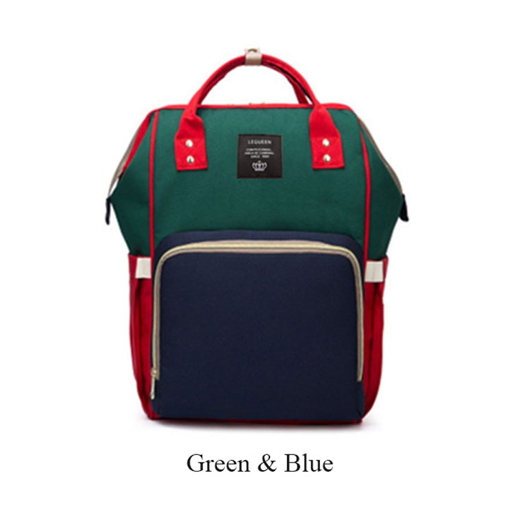 blue green red
