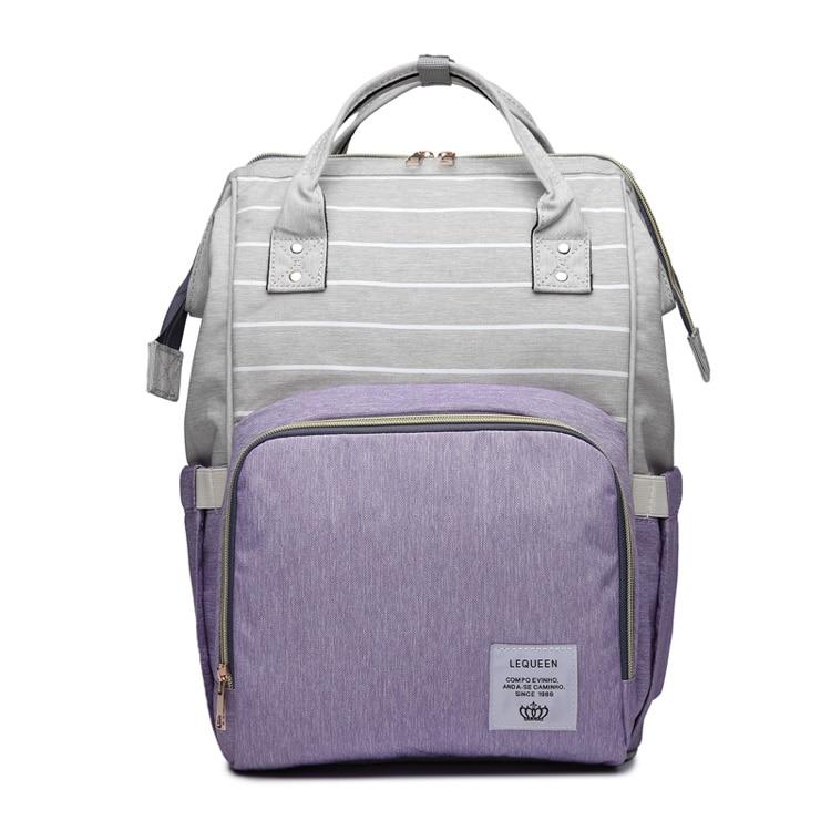 purple stripe