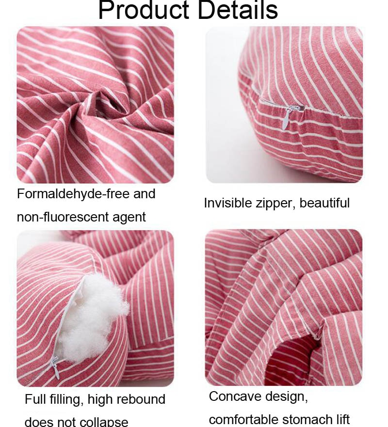 U Shape pregnancy pillow Women Belly Support Side Sleepers pregnant pillow maternity accessoires