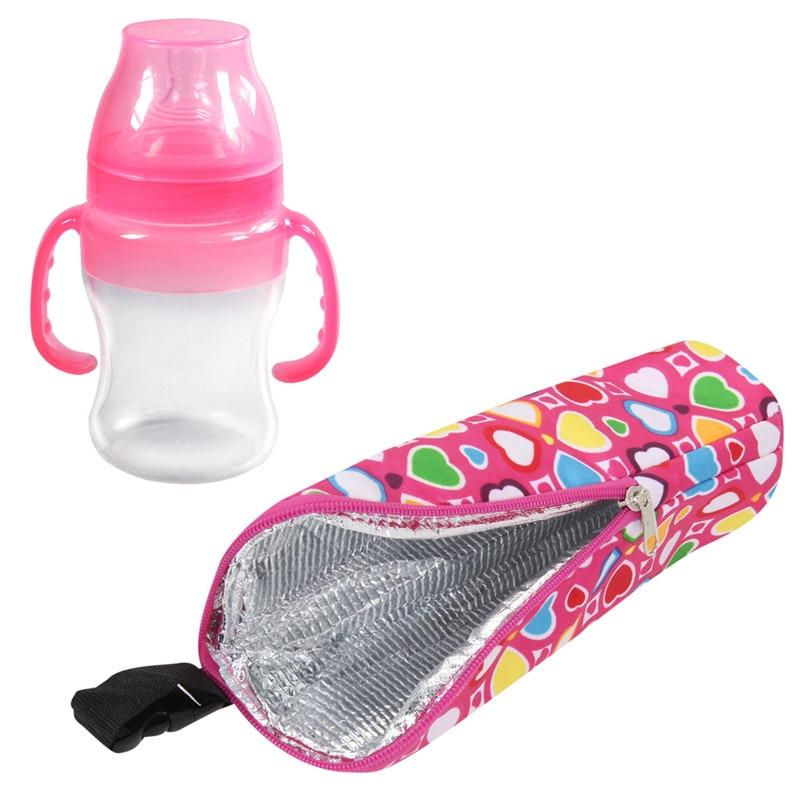 Snailhou Baby Milk Bottle Warmer Insulation Bag Thermal Bag Baby Bottles Bolsa botella Termica Thermos Baby Bottle Holder