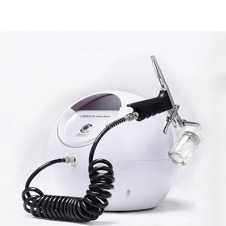 oxygen therapy Spa facial water injection skin beauty salon clean Small bubbles Nano hydration Skin Rejuvenation