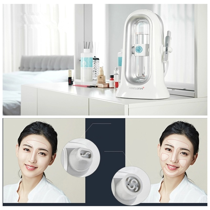 oxygen jet peel clean machine Skin whitening rejuvenation Beauty spa Water Oxygen Therapy Facial Equipment Pore cleaning