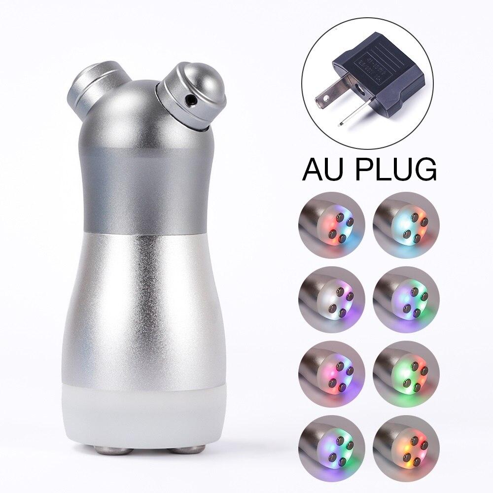 Silver AU Plug