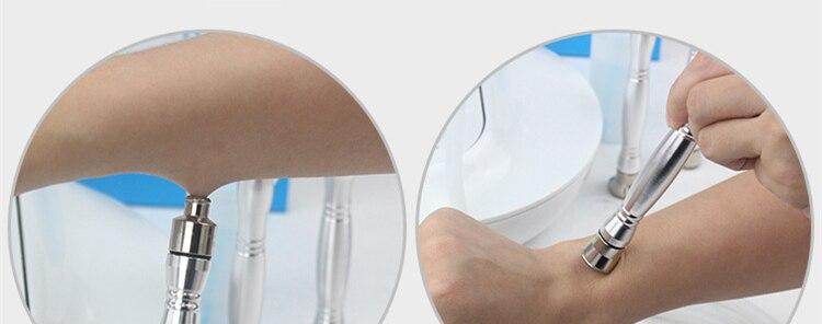 Diamond Microdermabrasion Dermabrasion Facial Peel Facial Peel Vacuum Skin Care Machine blackhead vacuum Machine pore cleaner