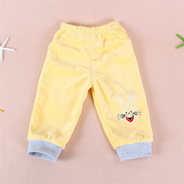 Newborn Baby Boys Clothes Autumn Winter Baby Girls Clothes Rabbit Hoodie+Pant Costume Outfit Suit Infant Clothing For Baby Sets