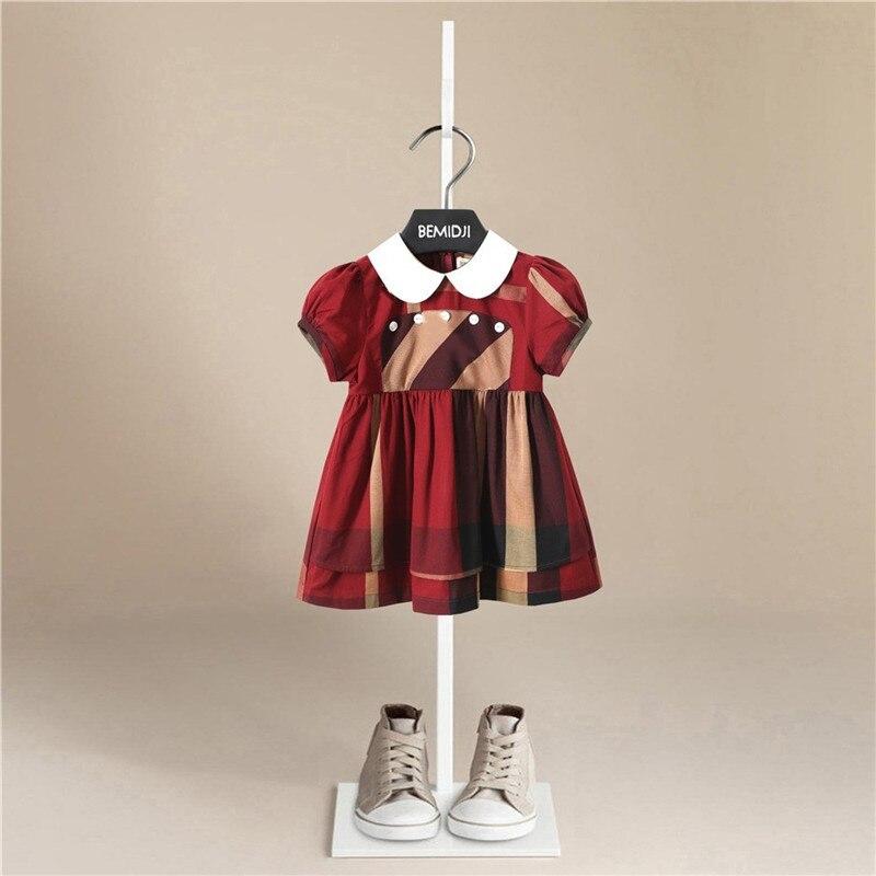 Baby Girls summer Dress Princess Costume 2020 Kids Party Dresses for Girls Clothes short Short sleeve Dress Children Clothing