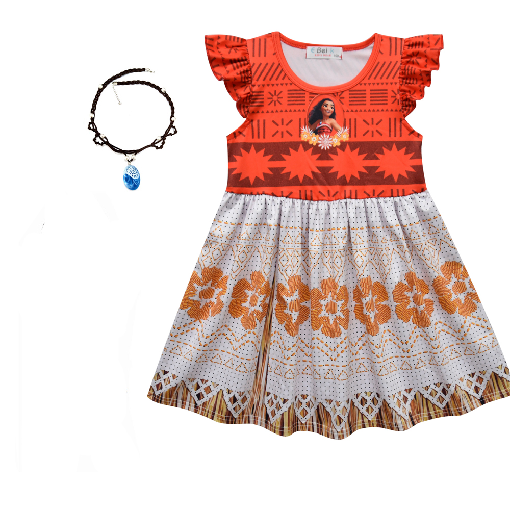 Dress and Necklace