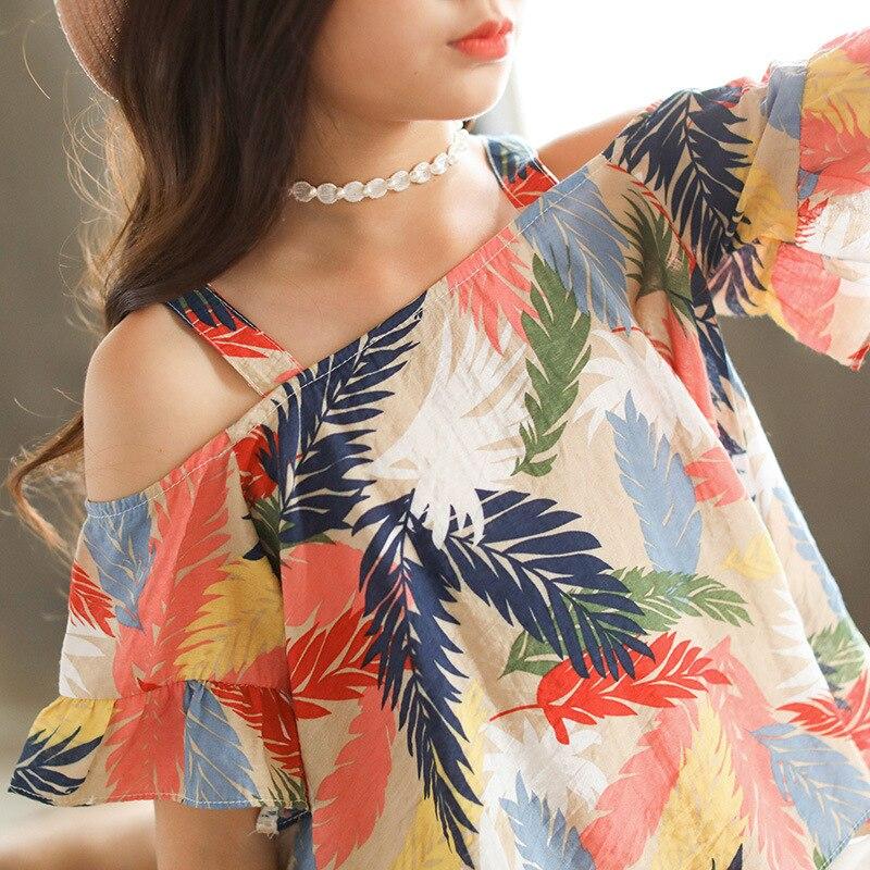 Retail 2020 New Summer Kids Girls Clothing Set Harness T Shirt +Shorts Cotton Baby Girls Suits Set Fashion Children Girl Clothes