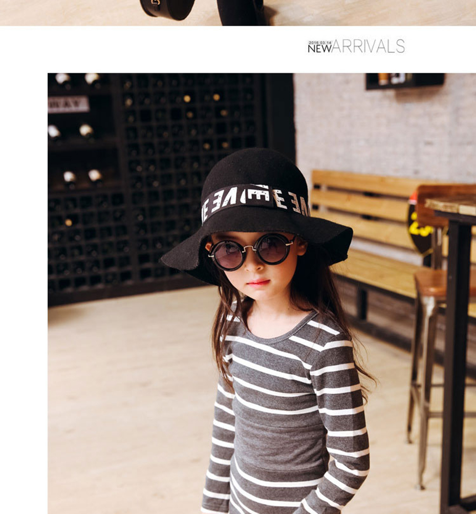 Kids Girls Dress Cotton Striped Long Sleeve Girls Clothing Spring Casual Children Girls Dress 4 5 6 7 8 9 10 11 12 13 14 Years