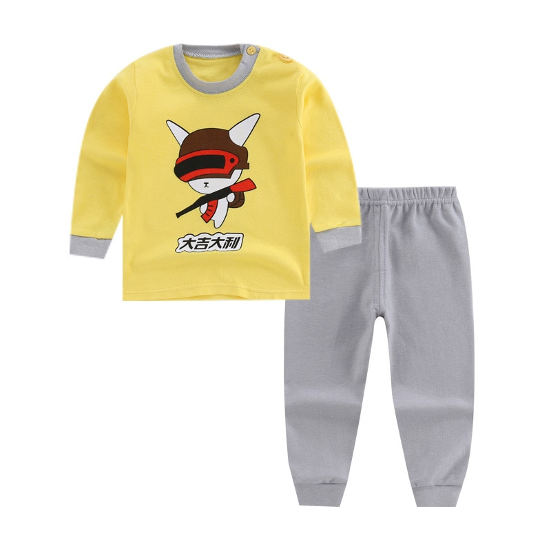 Winter Kids Baby Boys Girls Warm Animal Clothing Sets Coat Pants Children Boy Girl Uniform Suits Outfits Toddler Girl Clothes