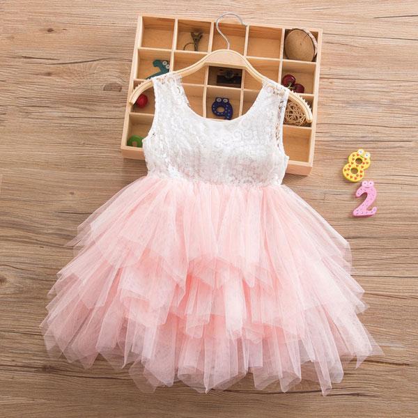 sleeveless Pink