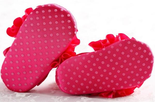 baby shoes girls newborn blk swan satin infant shoes prewalkers little girls crib shoes Non-slip Footwear christenning wedding