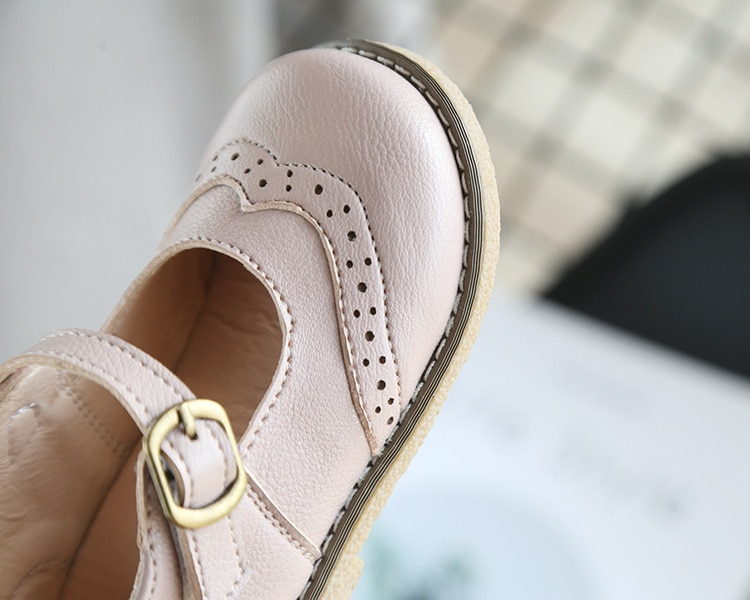 COZULMA New Children Shoes for Baby Girls Soft Bottom Casual Shoes Kids Girls Princess Dress Shoes Toddler Dance Shoes Sneakers