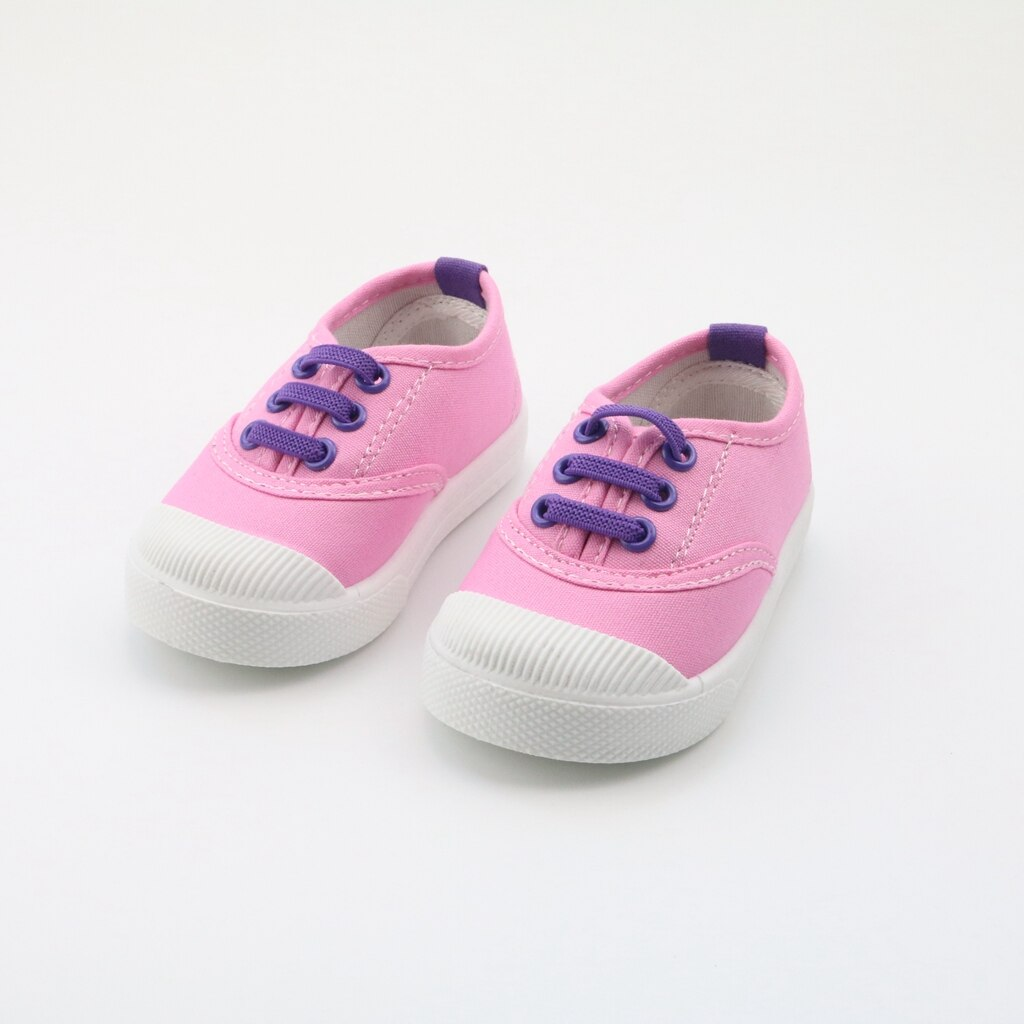 JUSTSL Children Spring Casaul Shoes Kids Flat Casual Shoes Boys Girls Toddler Shoes Canvas Shoes