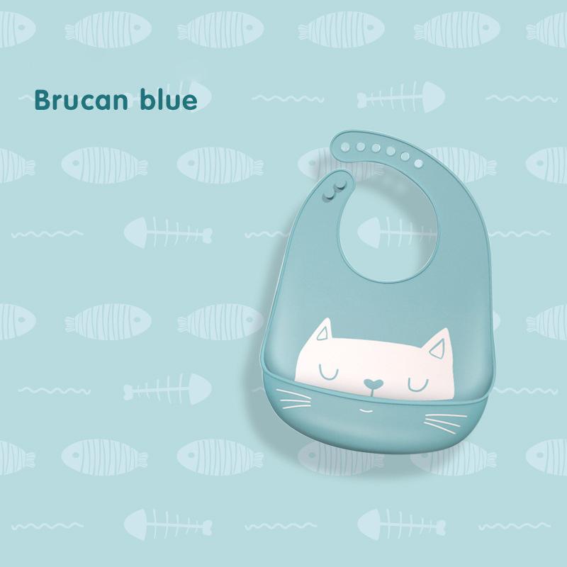 Blue Gray Cat