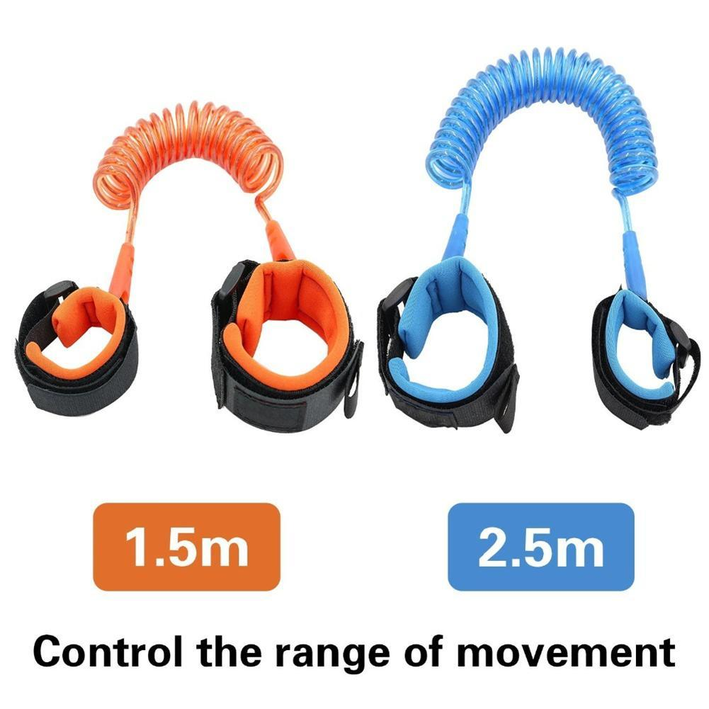 Children's anti-lost traction rope baby safety child anti-lost bracelet anti-lost belt Baby prevention rope can be customized