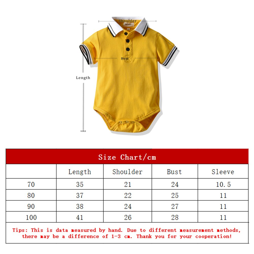 Tem Doger Baby Boy Romper Summer Newborn Infant Baby Girl Casual Jumpsuit Shorts Sleeves Cotton Playsuit Sunsuit Bebes Clothing