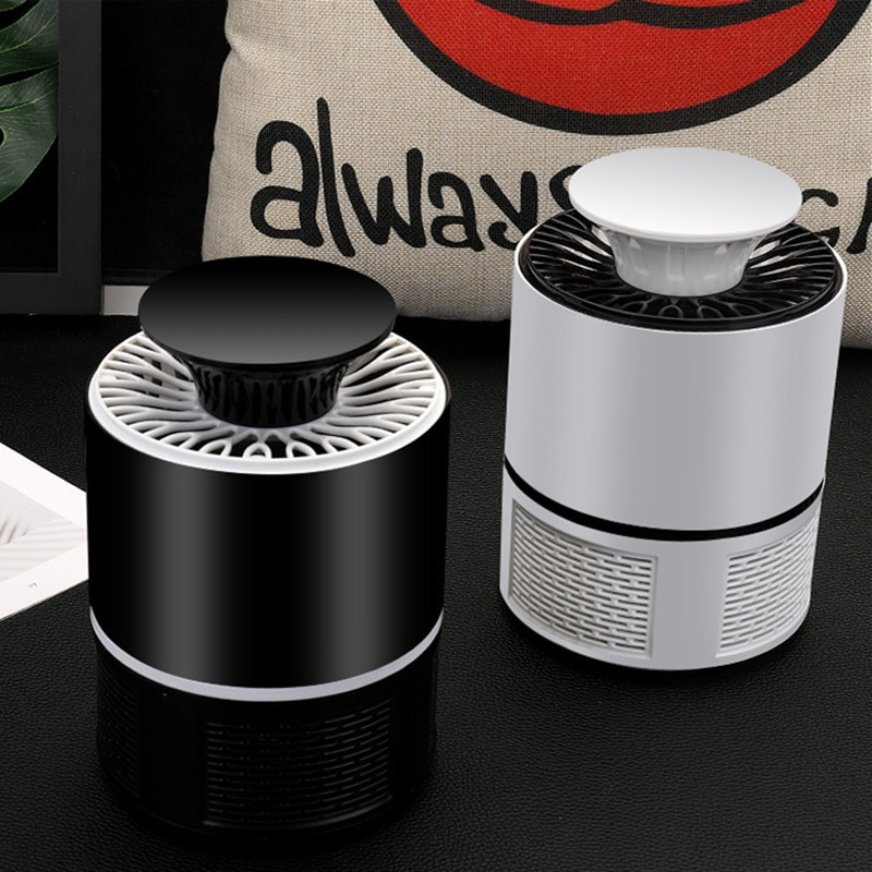 USB electric Mosquito killer Lamp anti mosquito insect trap Radiationless mute for home baby bedroom LED bug zapper lights