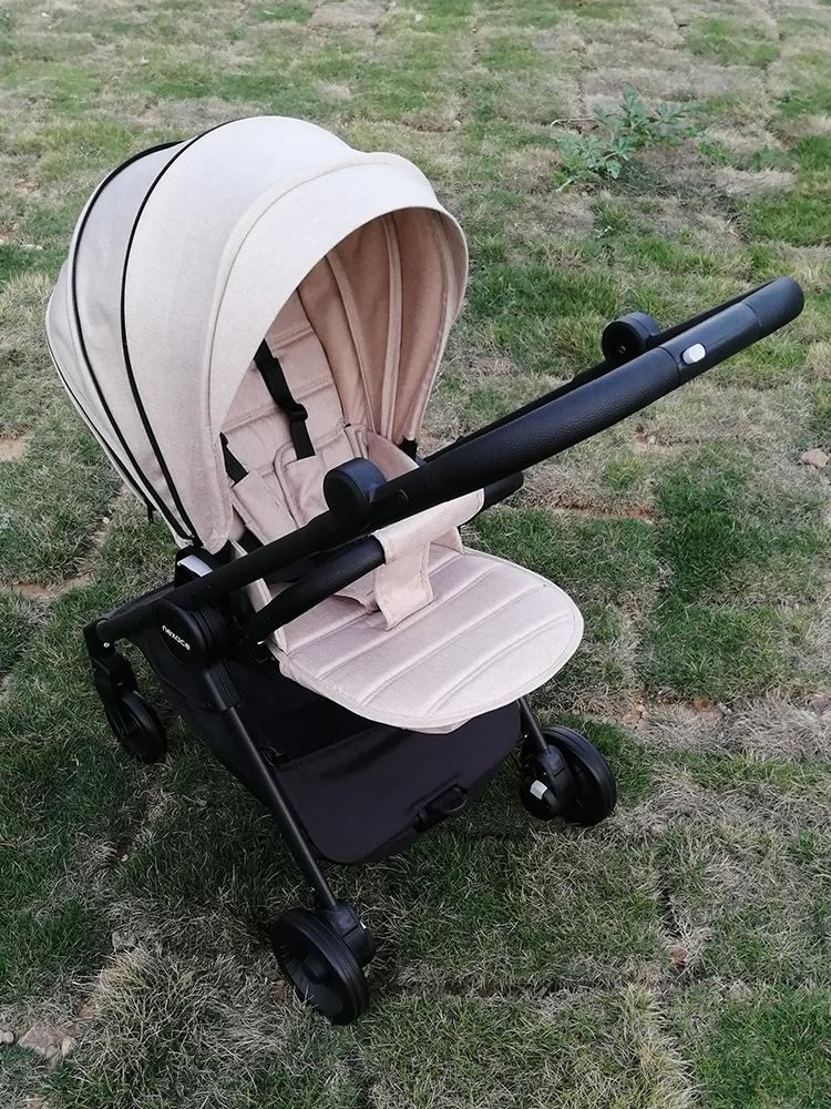 Baby Stroller Travel Portable Pram Parent Facing Pushchair EU standard
