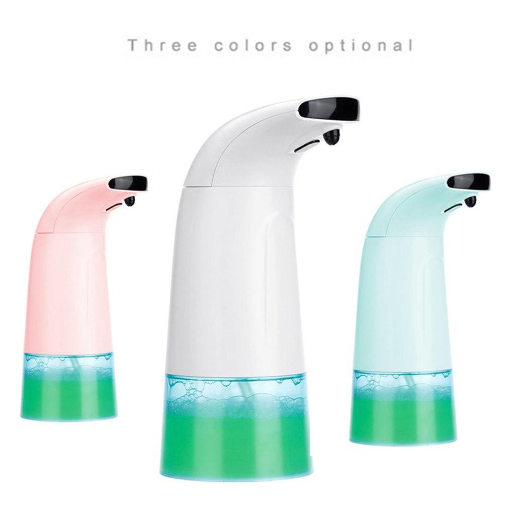 Intelligent Hand Sanitizer Machine Automatic Induction Foam Infrared Induction Foam Soap Dispenser Kitchen Bathroom