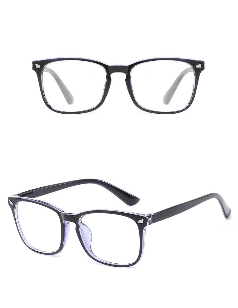Unisex Anti-Blue Ray Eyeglasses