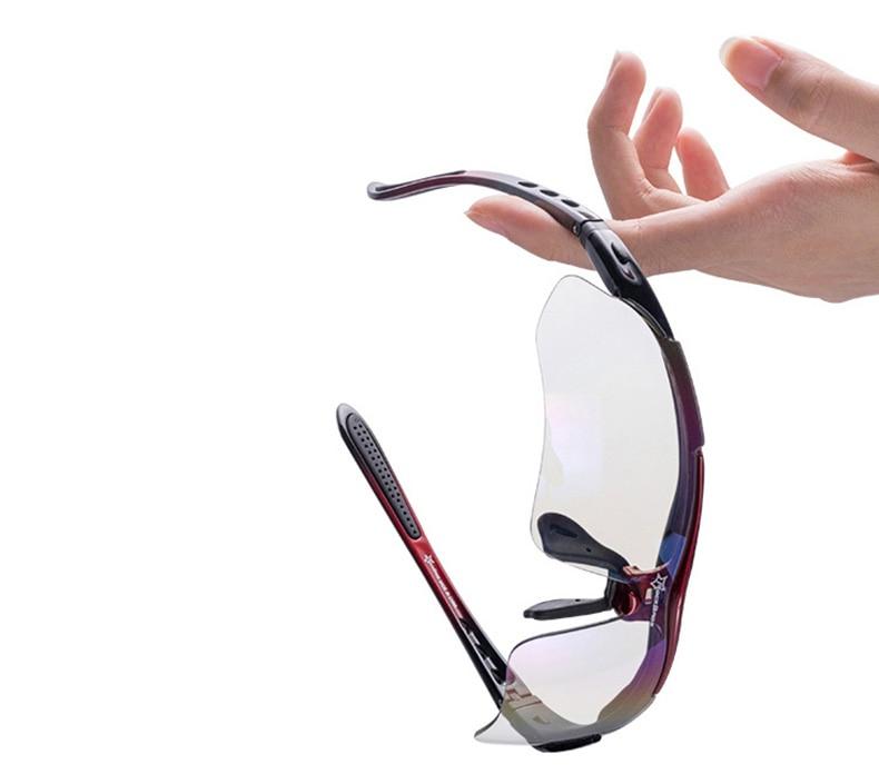 Men's Sport Style UV Protective Sunglasses