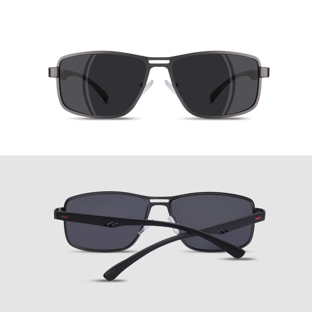 Men's Rectangular Shaped Sunglasses