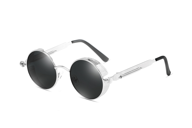 Men's Classic Steampunk Sunglasses