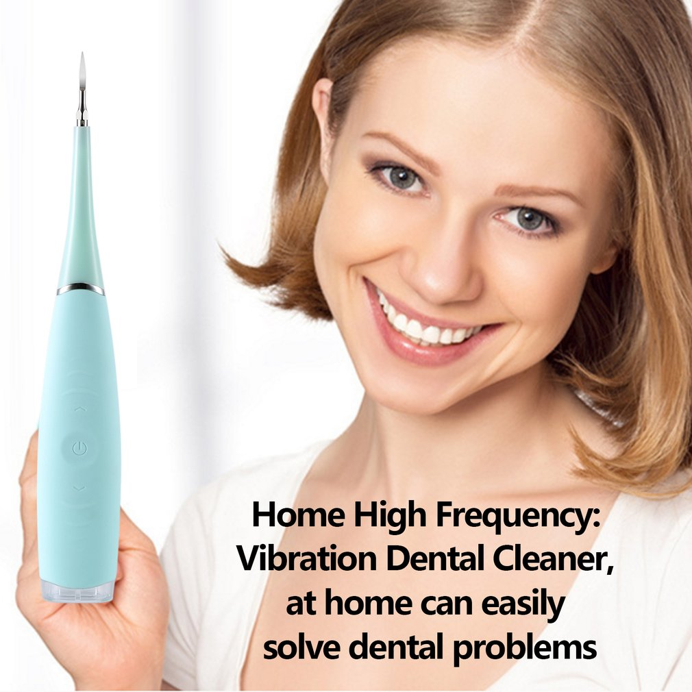 Portable Electric Sonic Dental ,Scaler Tooth Calculus Remover