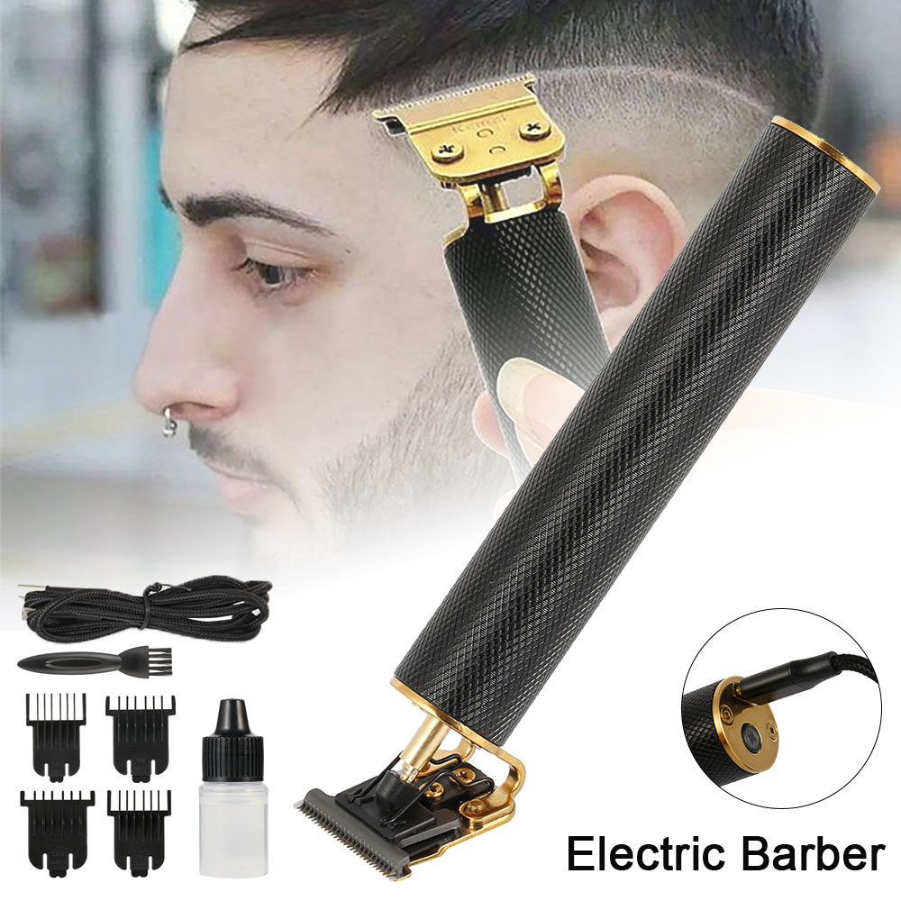 USB Rechargeable Bald Head Hair Clipper /Trimmer