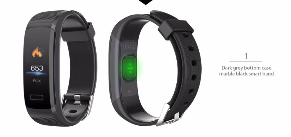 Waterproof Smart Watch ,Heart Rate Monitor, Bluetooth Fitness Watch