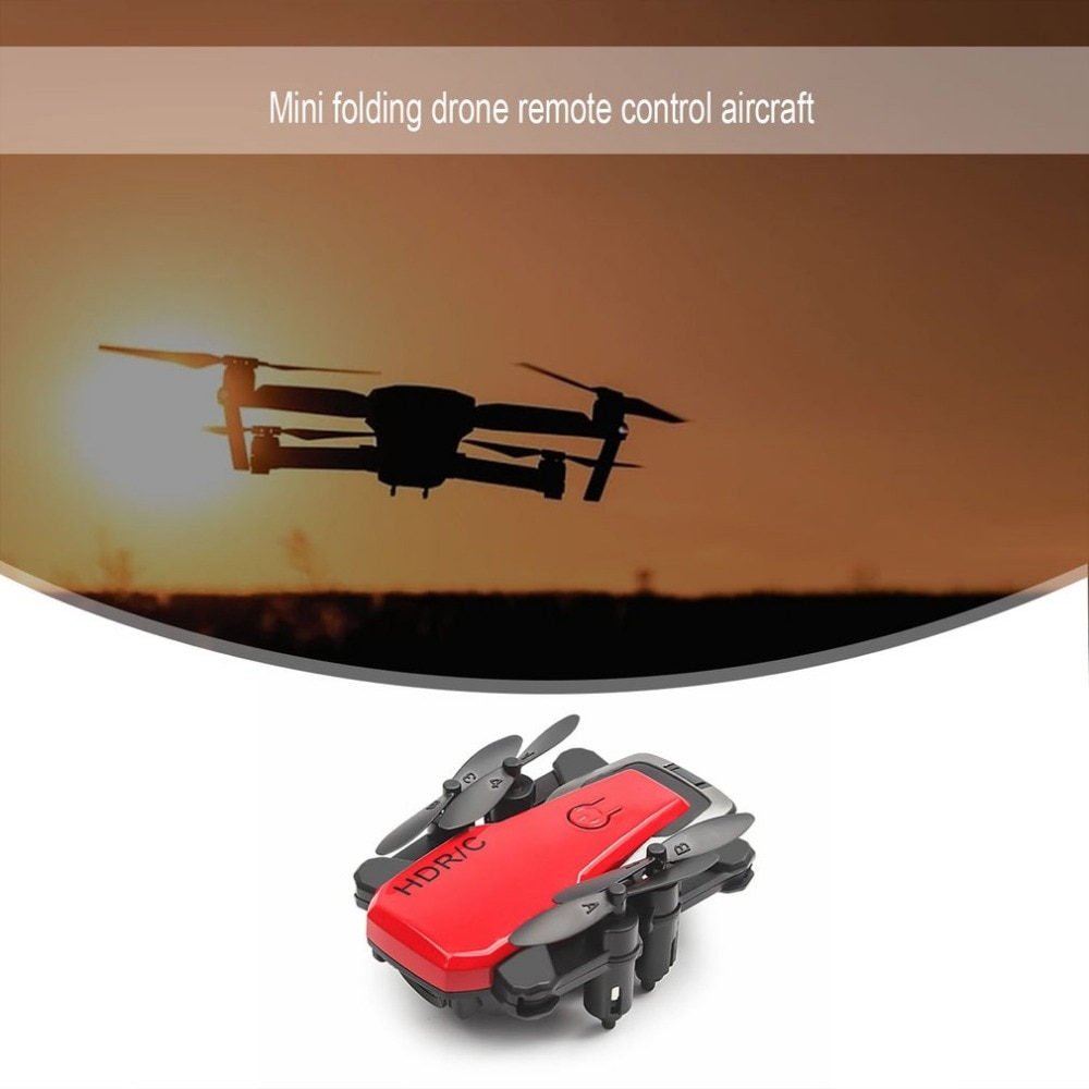 Foldable Mini Drone with 4k Camera