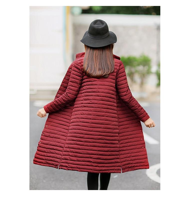 Women's Down Jacket Winter Coats 2020  (Long Sleeve & Cotton )