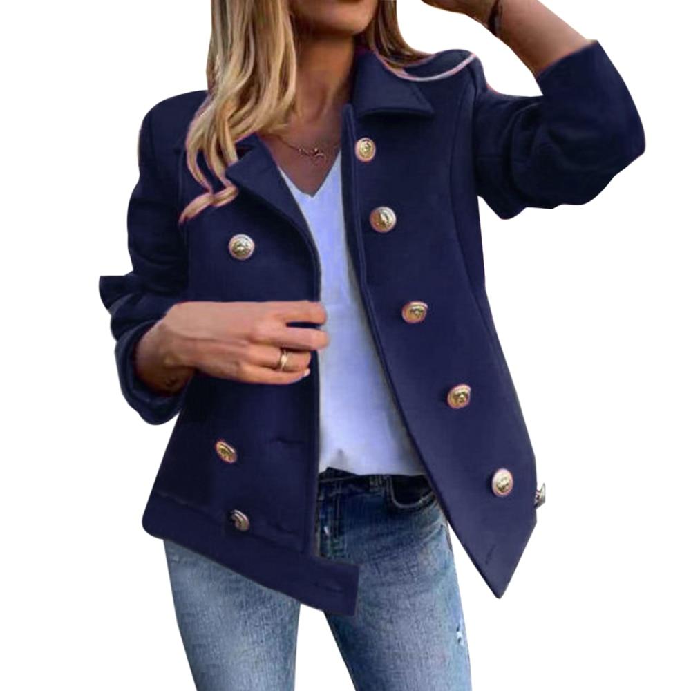 2020 New Women's Fashion Spring/ Autumn Cashmere Coat
