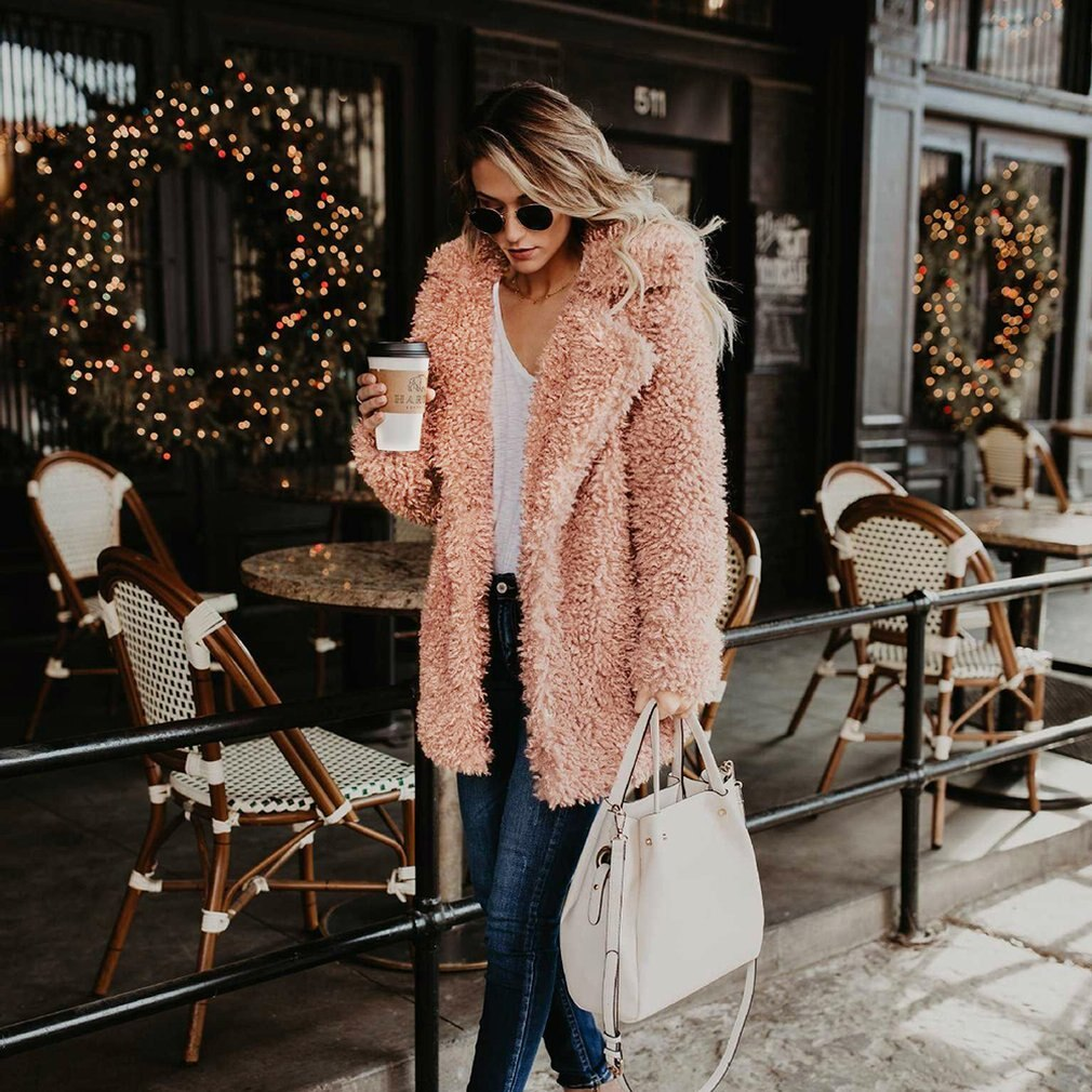 NEW Casual Fashion Winter Coat For Women
