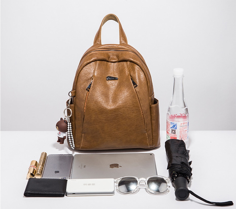 Fashion Backpack For Teenagers Girls   Casual