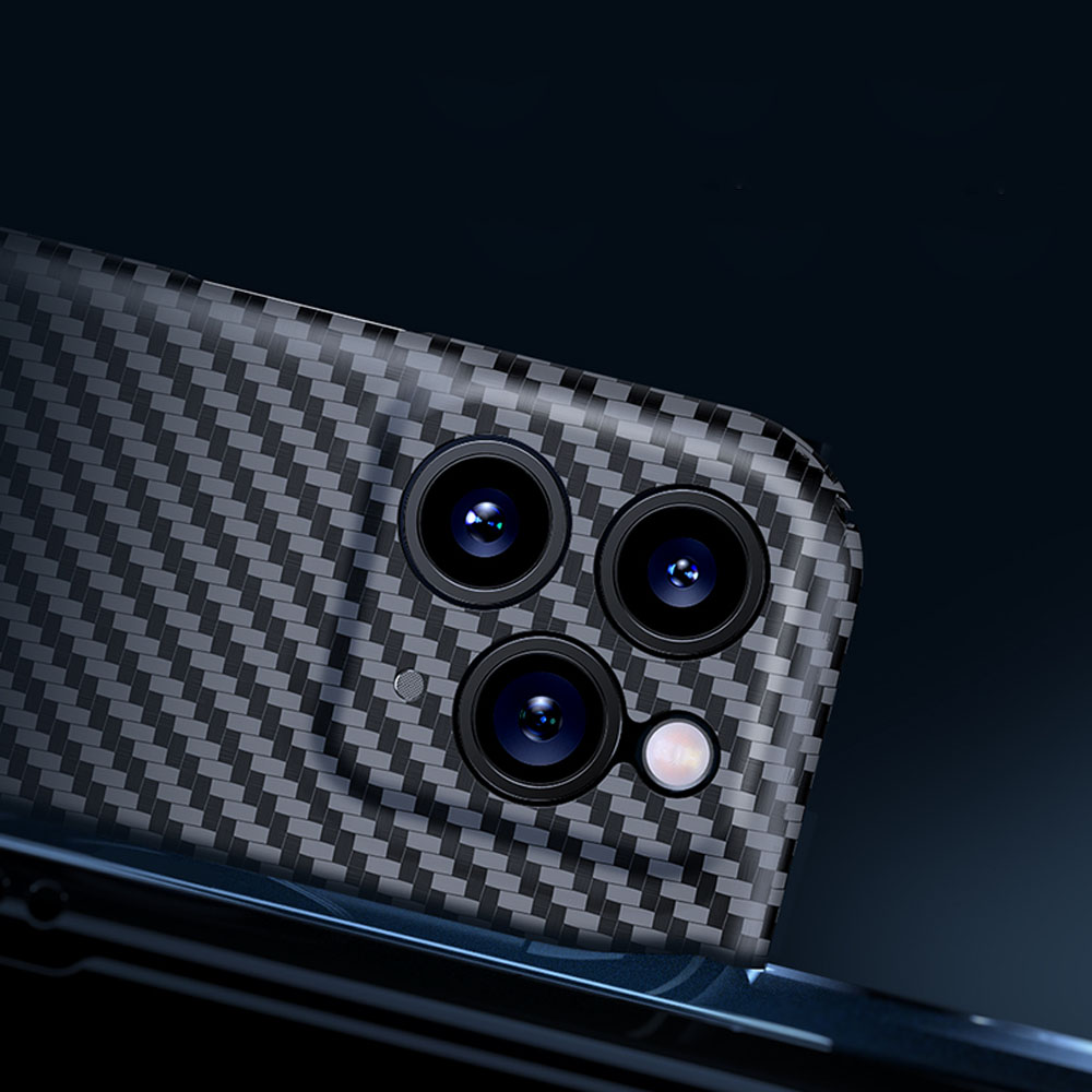 Luxury Real 3D Carbon Fiber Kevlar 0.6mm Thiness