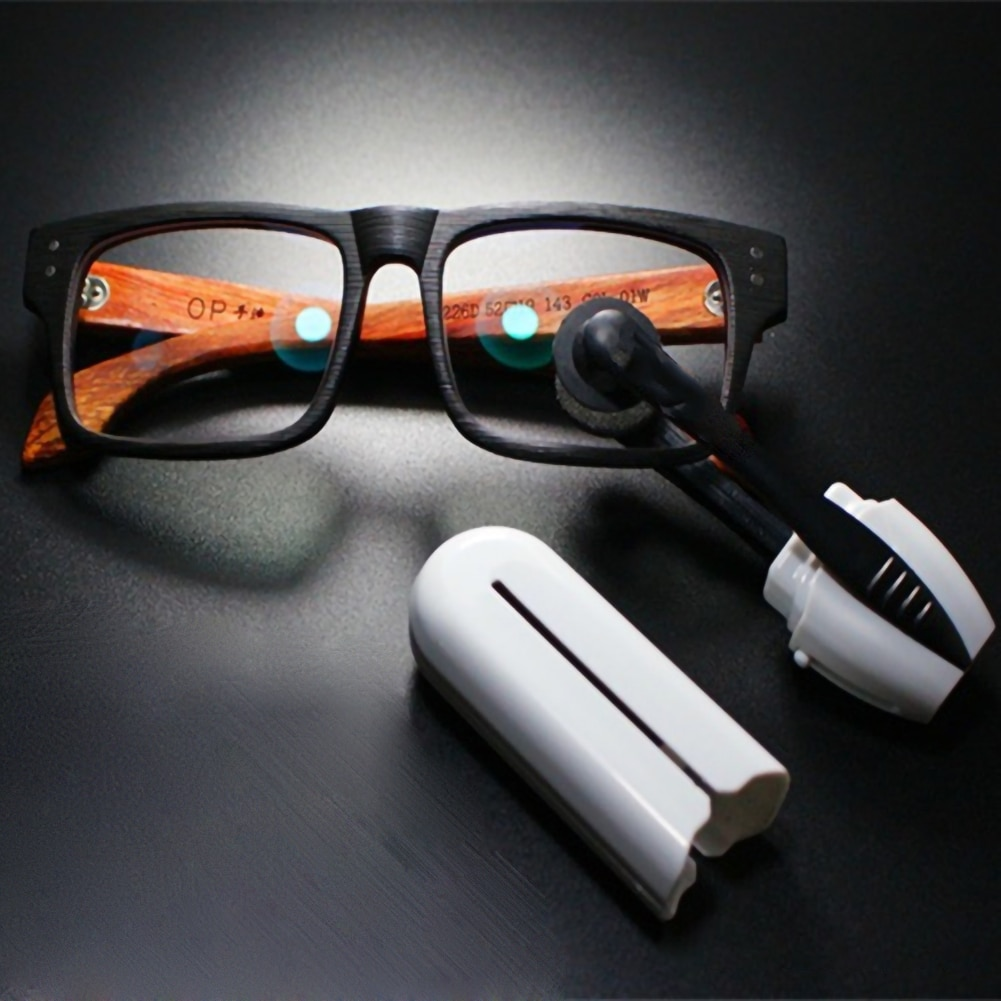 Multifunction Glasses Cleaner Eyeglass  Sunglass Eyewear Clean