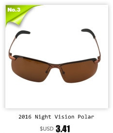 1pc Fashion HD Night Vision Sun Glasses