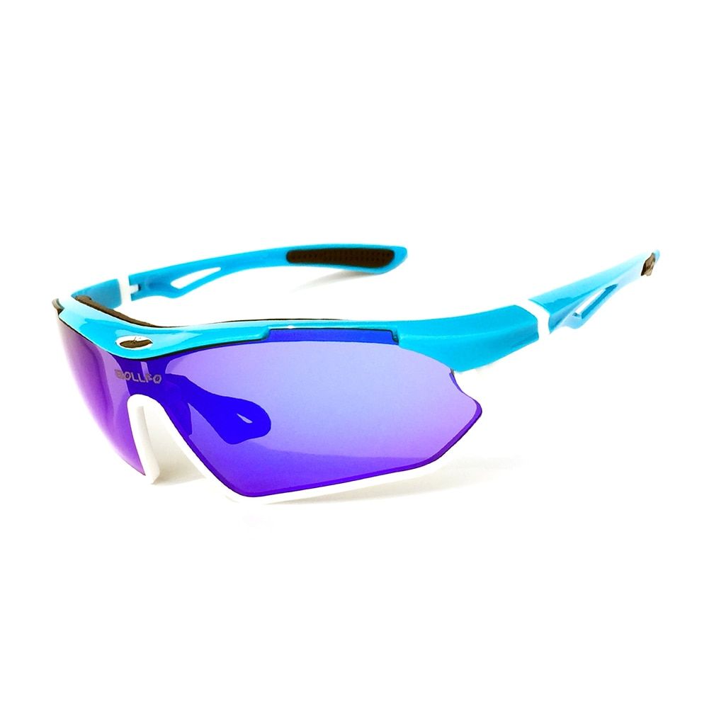 Polarized Sports Men Sunglasses Road Cycling Glasses Mountain Bike
